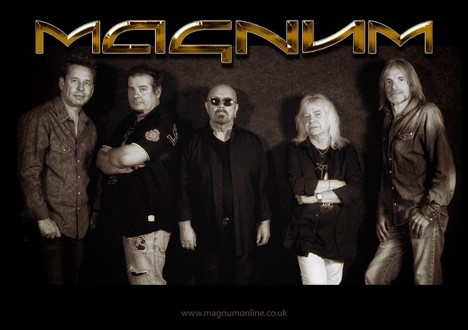 MAGNUM : Nouvel album en janvier