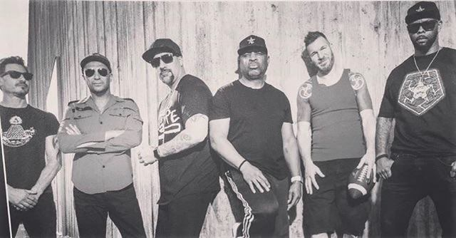 PROPHETS OF RAGE news