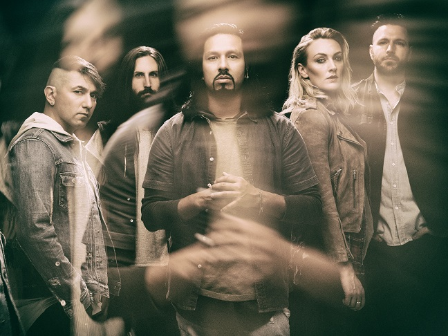 Pop Evil : Nouvel Album +-