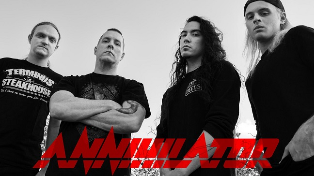 CHRONIQUE: ANNIHILATOR « For The Demented »