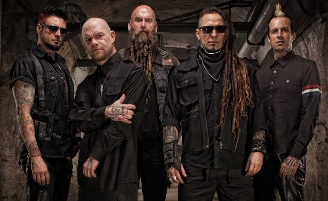 FIVE FINGER DEATH PUNCH news