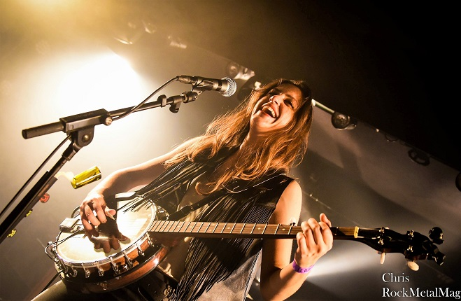 Live report : Laura Cox au Rack'Am