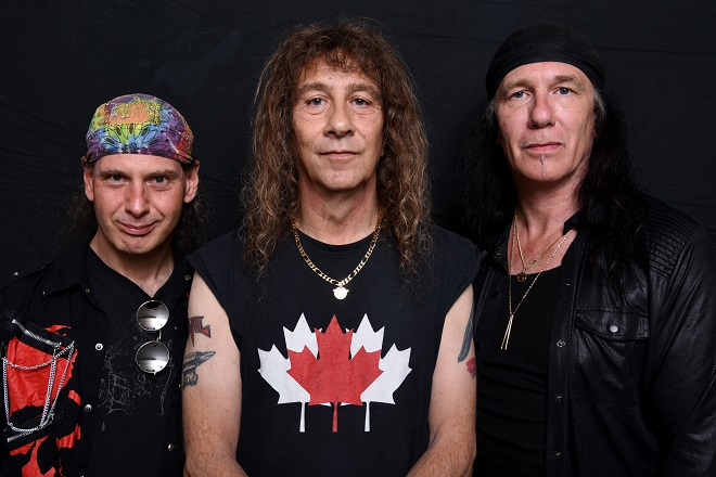 ANVIL Nouvel album en 2018