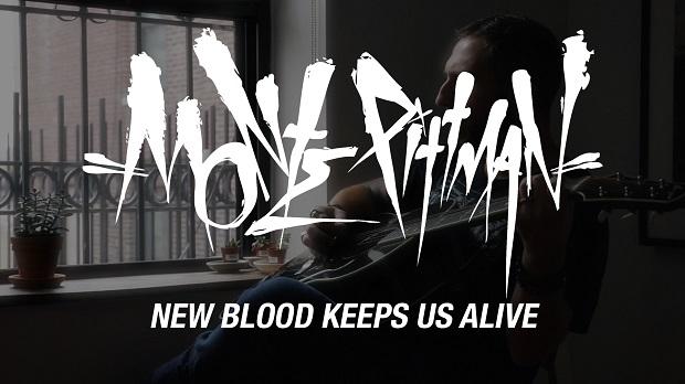 Monte Pittman propose un nouveau clip
