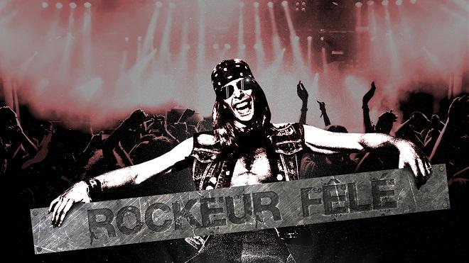 Le Rockeur Fêlé est sur youtube