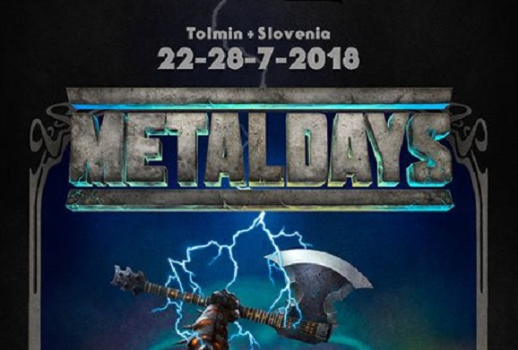 MetalDays : 111 groupes déjà annoncés