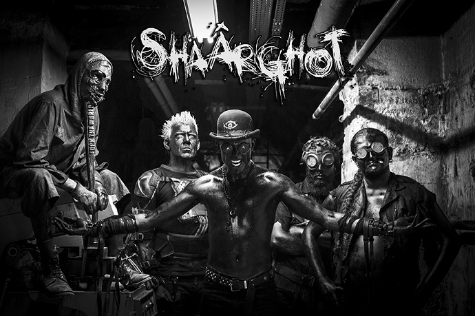 Shaârghot annonce son nouvel EP