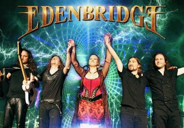 Edenbridge propose une nouvelle vidéo Live