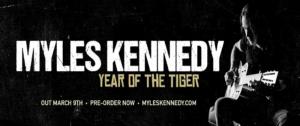 Myles Kennedy dévoile une nouvelle vidéo