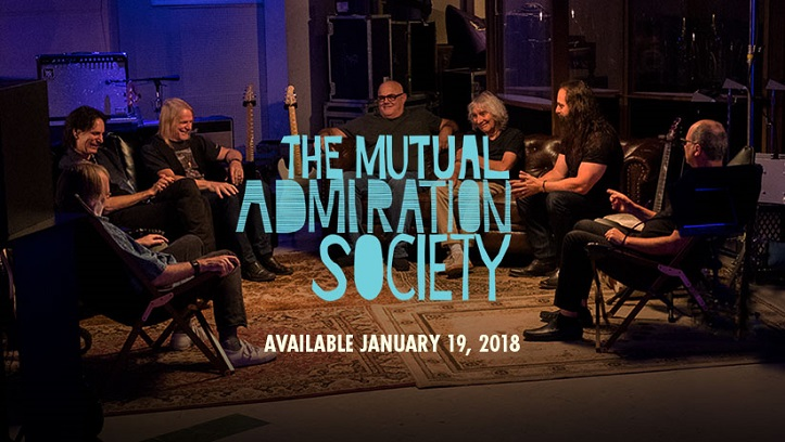 Sterling BALL, John FERRARO, Jim COX : The Mutual Admiration Society