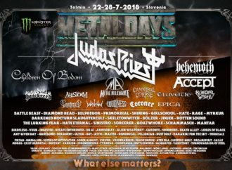 METALDAYS : Judas Priest en tête d'affiche