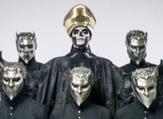 GHOST: l'album live disponible en CD et vinyle