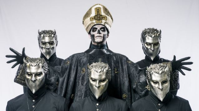 GHOST: l'album live disponible en digital aujourd'hui !