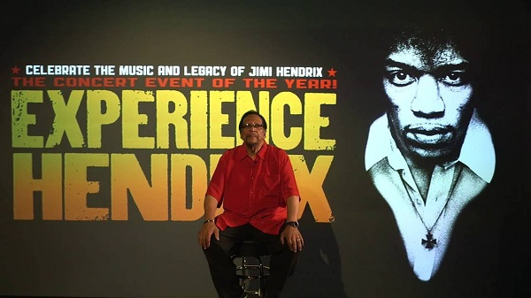 JIMI HENDRIX : Album, 'Both Sides Of The Sky', en Mars 2018