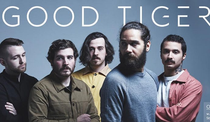 GOOD TIGER dévoile un nouveau single