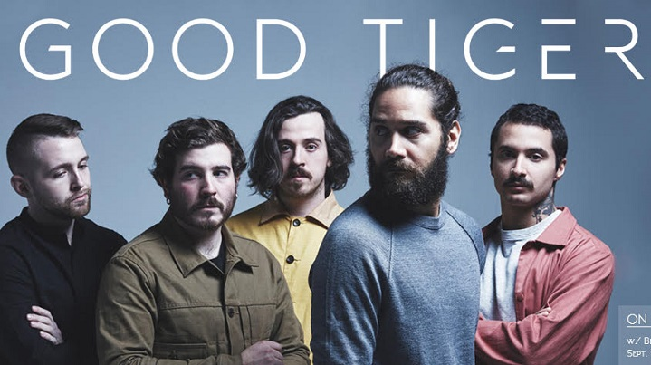GOOD TIGER dévoile un nouveau single