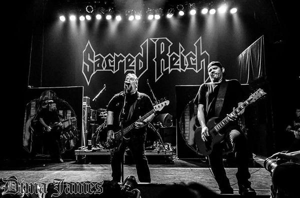 Sacred Reich signe chez Metal Blade Records