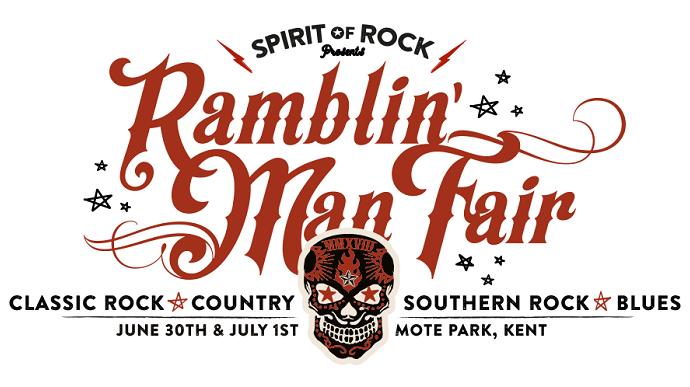 RAMBLIN'MAN FAIR: 30 juin et 1er juillet 2018