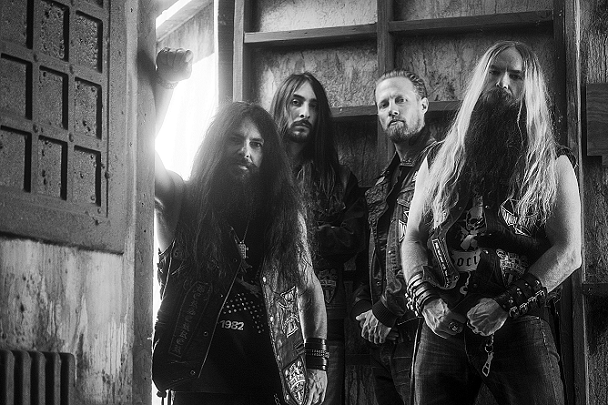 BLACK LABEL SOCIETY dans Metal Obs et Hardforce
