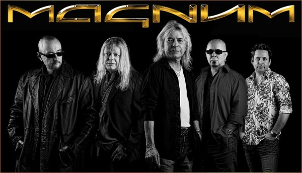 MAGNUM : Album «Lost On The Road To Eternity»