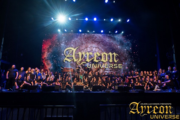 Ayreon sort son album Live le 30 mars