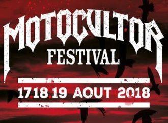 Le Motocultor Open Air ajoute 9 nouveaux noms à son affiche 2018