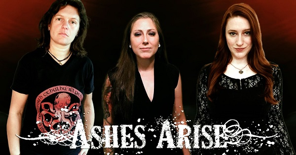 Ashes Arise a sorti son 1er album