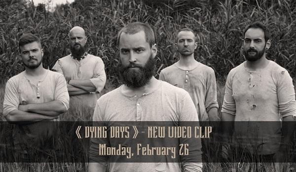 RED MOURNING lance une nouvelle vidéo