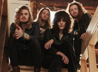 TYLER BRYANT AND THE SHAKEDOWN : nouvelle vidéo « Backfire »