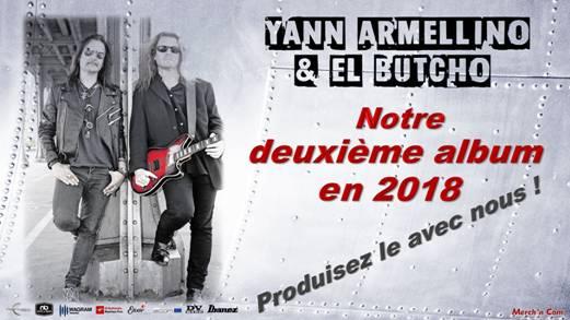 YANN ARMELLINO & EL BUTCHO news