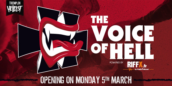 THE VOICE OF HELL est de retour