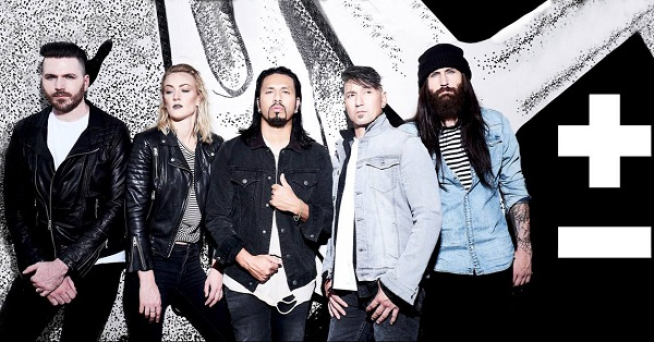 POP EVIL dans le Top 10 de « Rock This » sur Spotify