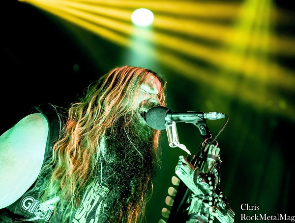 BLACK LABEL SOCIETY au Bataclan