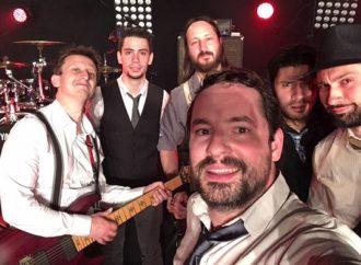 HYPERDUMP annonce ses Prochains concerts