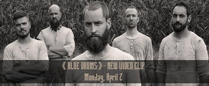 RED MOURNING dévoile la vidéo de «Blue Drums»