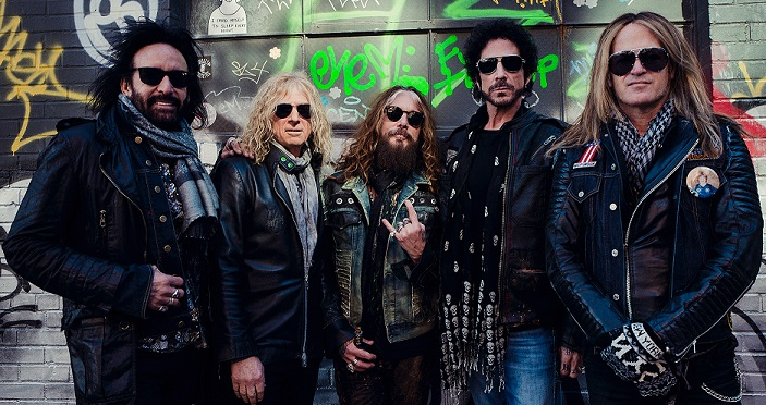 THE DEAD DAISIES : le nouvel album est sorti