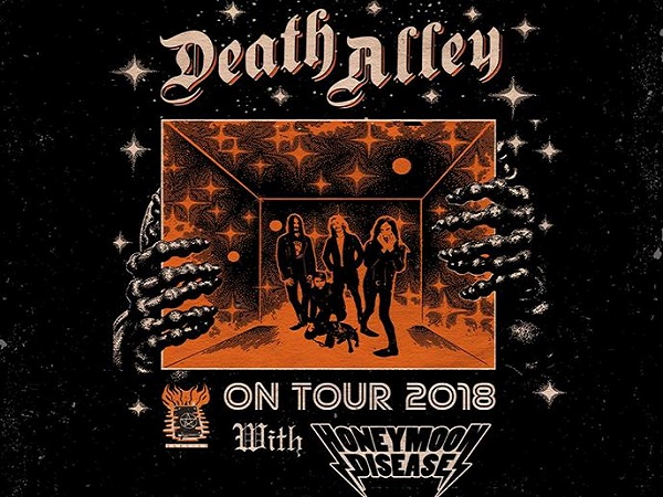 DEATH ALLEY + HONEYMOON DISEASE
