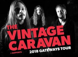 The Vintage Caravan news