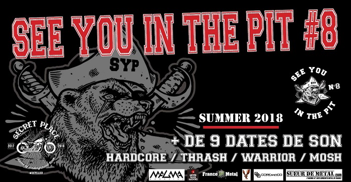 See You In The Pit : 8ème édition