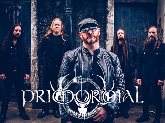 Primordial : Rééditions LP via Metal Blade