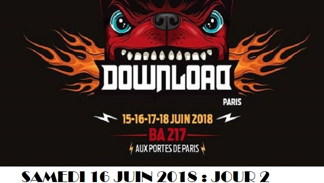 Download Festival France 2018 : Live report jour 2