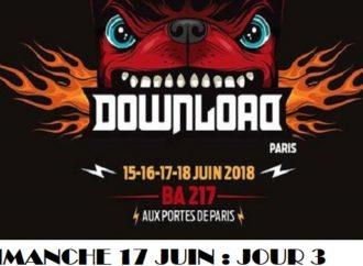 Download Festival France 2018 : Live report jour 3