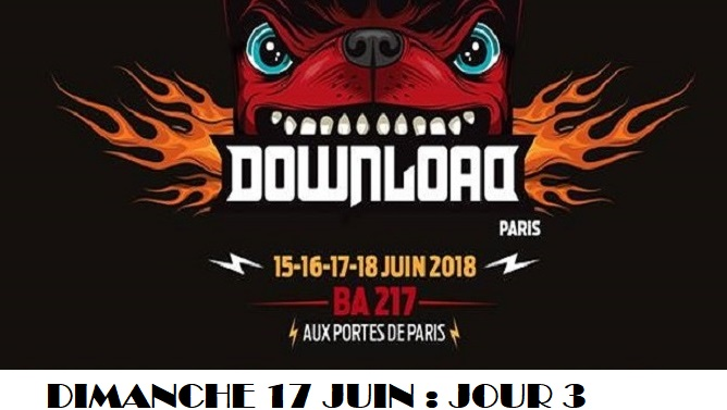 Download Festival France 2018 : Live report jour 3
