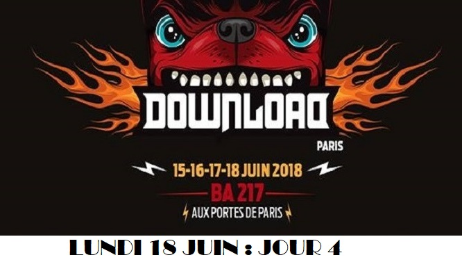 Download Festival France 2018 : Live report jour 4