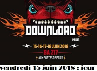 Download Festival France 2018 : Live report jour 1