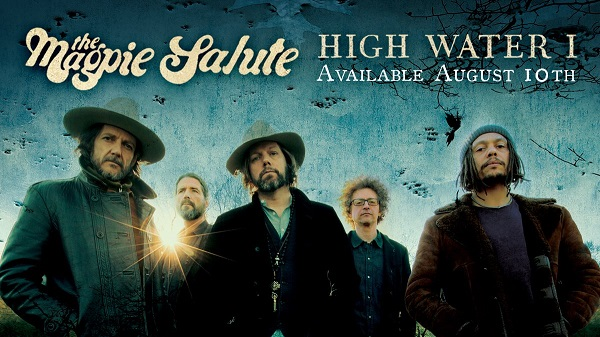 THE MAGPIE SALUTE propose un nouvel extrait