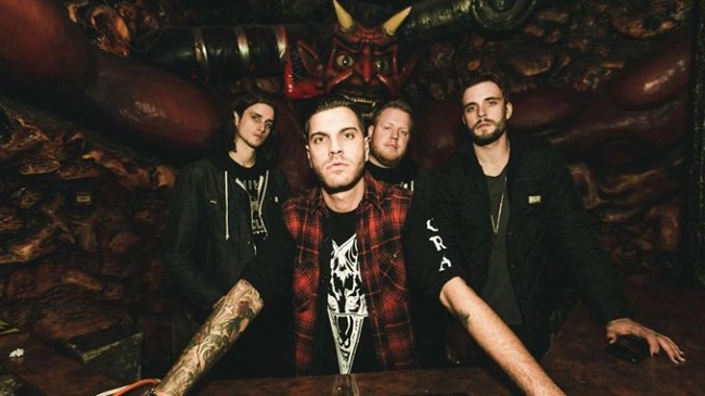 Ice Nine Kills : nouveau clip « Thank God it's friday »