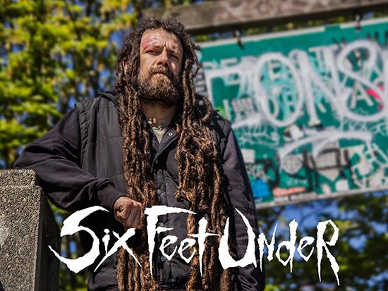 SIX FEET UNDER : Nouvel album «Unburied»