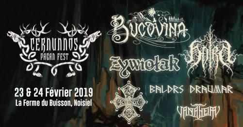 Cernunnos Pagan fest annonce sa 11ème édition