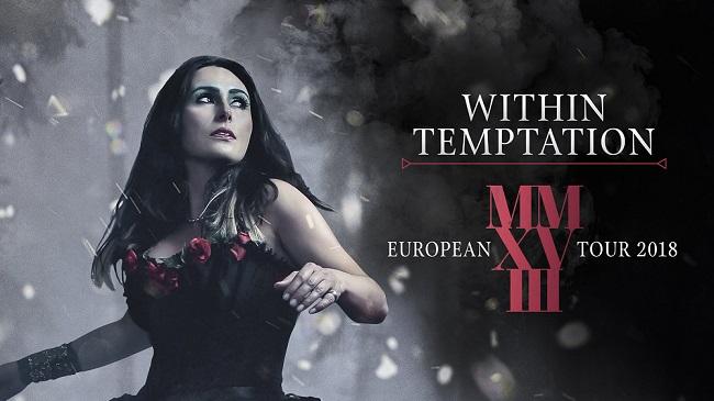 WITHIN TEMPTATION : vidéo du 1er single du nouvel album